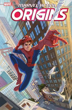 Marvel Action: Origins, Vol. 1 by Chris Eliopoulos