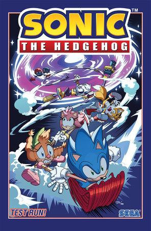 Sonic The Hedgehog, Vol. 10: Test Run! by Evan Stanley