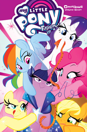 My Little Pony Omnibus Volume 7 by Sam Maggs and Thom Zahler