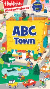 Hidden Pictures® ABC Town
