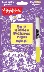 Easter Hidden Pictures® Puzzles to Highlight