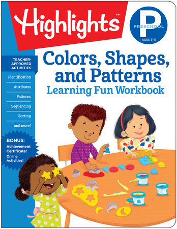 Preschool Colors, Shapes, and Patterns by