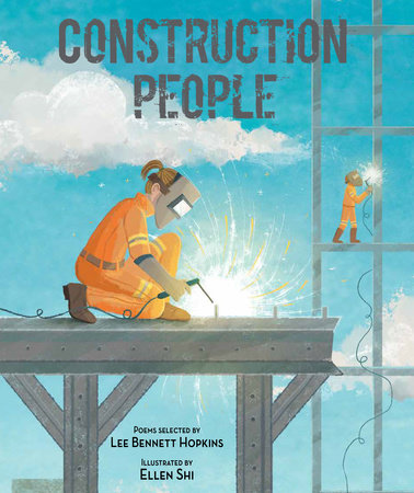 Construction People by Lee Bennett Hopkins
