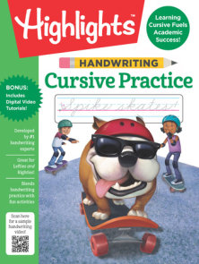 Handwriting: Cursive Practice