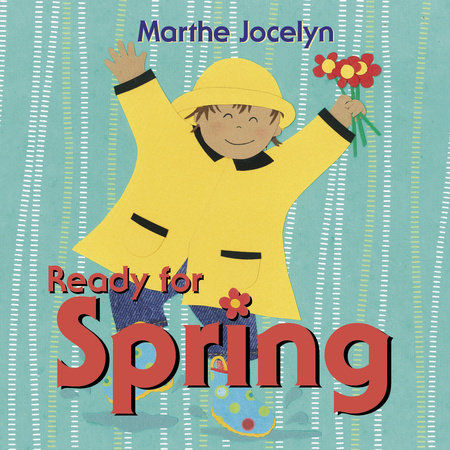 Ready for Spring by Marthe Jocelyn