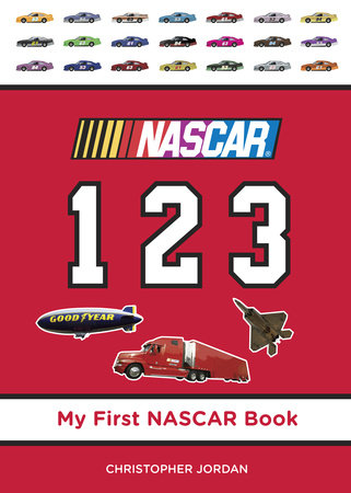 NASCAR 123 by Christopher Jordan
