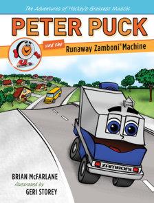 Peter Puck and the Runaway Zamboni