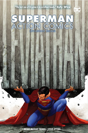 Superman: Action Comics Vol. 2: Leviathan Rising by Brian Michael Bendis