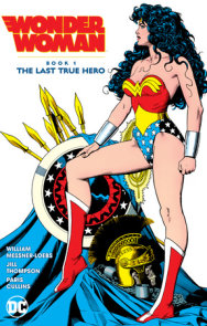 Wonder Woman Book 1: The Last True Hero