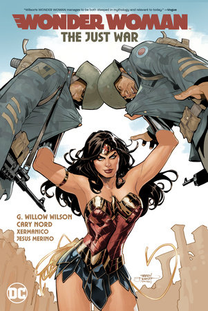 Wonder Woman Vol. 1: The Just War by G. Willow Wilson