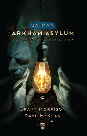 Batman: Arkham Asylum New Edition by Grant Morrison