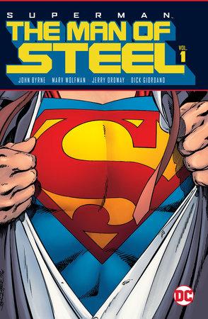 Superman: The Man of Steel Vol. 1 by John Byrne