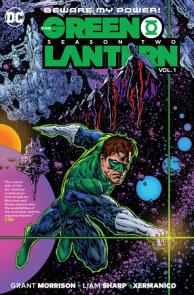 The Green Lantern: Season Two Vol. 1