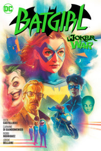 Batgirl Vol. 8: The Joker War