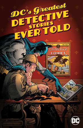 DC's Greatest Detective Stories Ever Told by Various