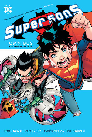 Super Sons Omnibus Expanded Edition by Peter J. Tomasi