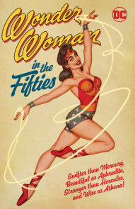 Wonder Woman in the Fifties