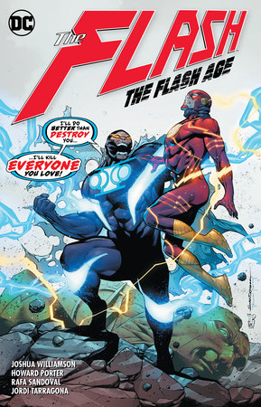 The Flash Vol. 14: The Flash Age by Joshua Williamson