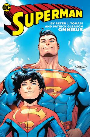Superman by Peter J. Tomasi & Patrick Gleason Omnibus by Peter J. Tomasi