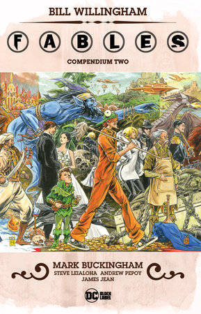 Fables Compendium Two by Bill Willingham