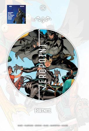 Batman/Fortnite: Zero Point