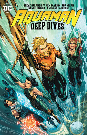 Aquaman: Deep Dives by Various