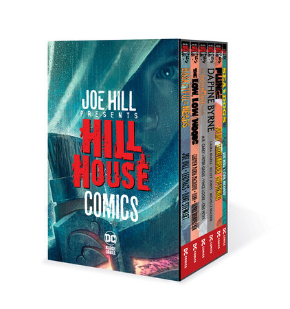 Hill House Box Set by Joe Hill