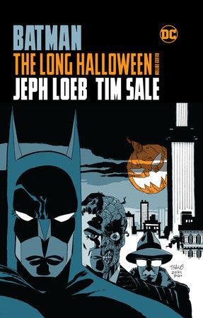 Batman: The Long Halloween Deluxe Edition by Jeph Loeb