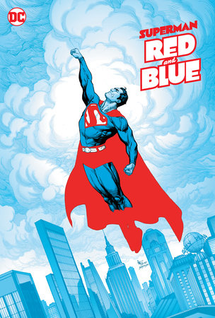 Superman Red & Blue by John Ridley and Brandon Easton