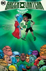 Green Lantern Vol 1: Invictus
