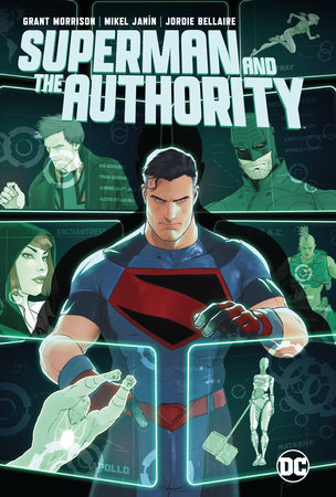 Superman & The Authority by Grant Morrison