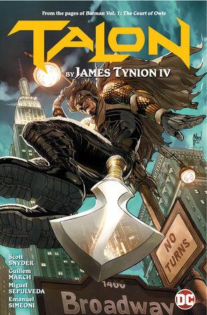 Talon by James Tynion IV by James Tynion IV