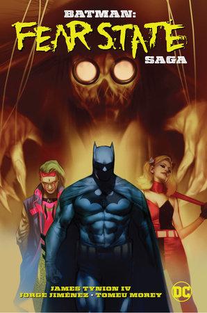 Batman: Fear State Saga by James Tynion IV