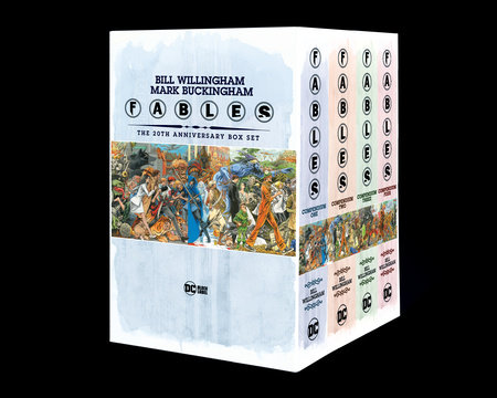 Fables 20th Anniversary Box Set by Bill Willingham