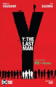 Y: The Last Man Compendium One (TV Tie-In)