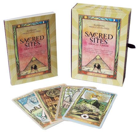 Sacred Sites Oracle Cards by Barbara Meiklejohn-Free