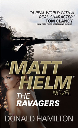 Matt Helm - The Ravagers by Donald Hamilton