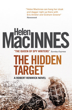 The Hidden Target by Helen Macinnes