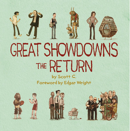 Great Showdowns: The Return by Scott Campbell