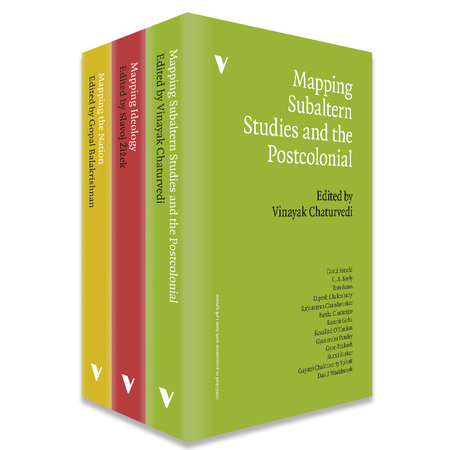 Mapping Series (3-book shrinkwrapped set) by Various