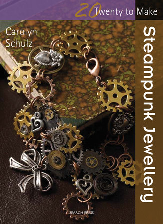 Steampunk Jewellery by Carolyn Schulz