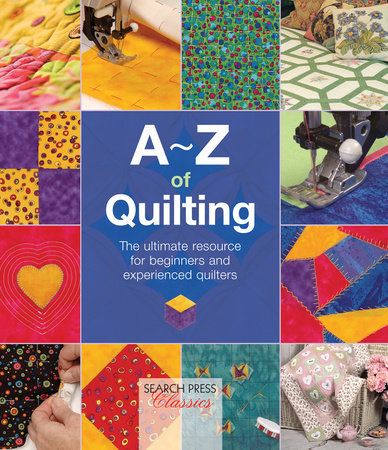 A-Z of Quilting by Country Bumpkin