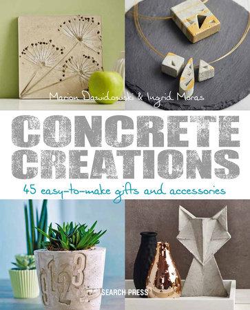 Concrete Creations by Marion Dawidowski