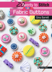 20 to Craft: Fabric Buttons