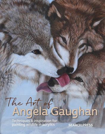 Art of Angela Gaughan, The by Angela Gaughan