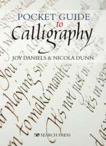 Pocket Guide to Calligraphy