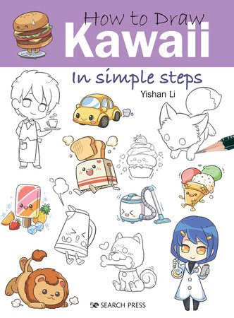 How to Draw Kawaii in Simple Steps by Yishan Li