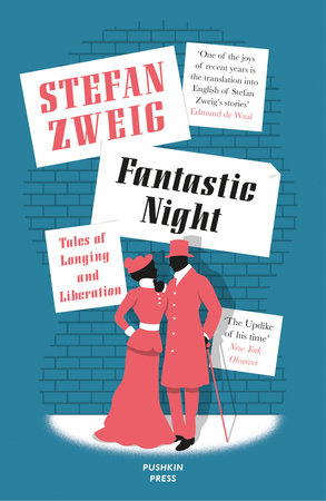 Fantastic Night by Stefan Zweig