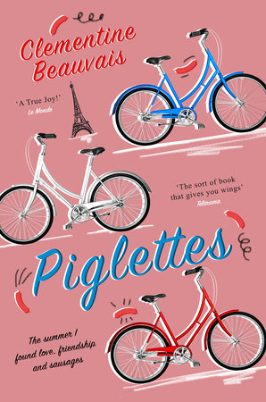 Piglettes by Clementine Beauvais