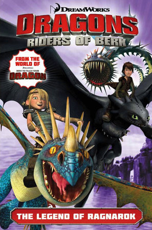 Dragons Riders of Berk: The Legend of Ragnarok by Titan Comics